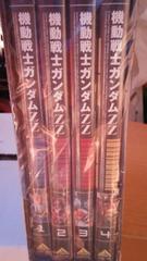 DVD ソフト 機動戦士ガンダムZZ  Part -1  メモリアルボックス版