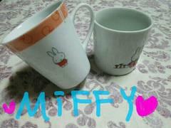 ☆ミフィ☆マグカップ☆�Aset☆