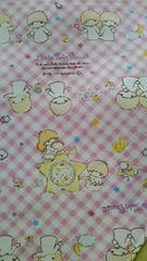 キキ ララ三角巾&巾着オマケ同柄付き