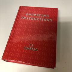 【オメガ/OMEGA】時計用・取扱説明書 9ヶ国語表記 全315ペー
