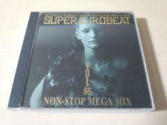 CD「スーパー・ユーロビートVOL.86 SUPER EUROBEAT」SEB 2枚組●