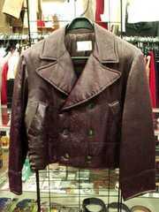 【OH】【男性用】中綿入りガンメタのジャケット