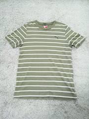 PUMAボーダーTシャツ(Mサイズ)