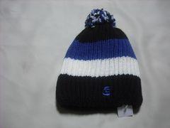 mb465 男 RIP CURL リップカール ボンボン付き ニット帽