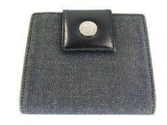 ブルガリ ロゴマニア 二つ折り 財布