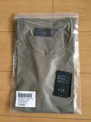 Wjk Tシャツ カーキ 新品未使用