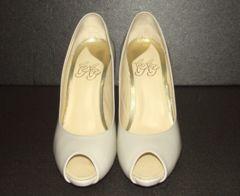エナメル レディス靴 24.5 813554BL200O28