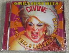 新品! DIVINE ディヴァイン ベスト 2CD 80sディスコ ハイエナジー