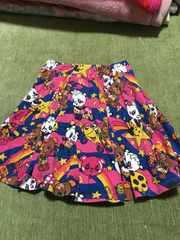 美品 grand ground スカート 140