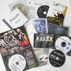 レアTHE RHEDORIC-レドリック非売品CD・DVDなど13点V系-12012-須賀