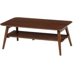 折れ脚テーブル(ブラウン) MT-6921BR