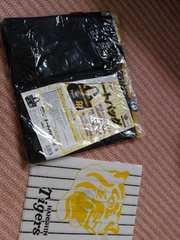 Joshin阪神タイガースノベルティトートバック&クリアファイル