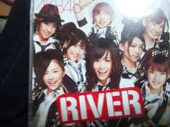 AKB48CD「RIVER」(DVD付き)