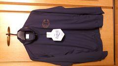 激安70%オフUV対策、チャンピオン、長袖シャツ(新品タグ、紺、レディースO)