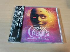CD「クライマックス・プレジャーCRY-MAX PLEASURE」GLAY参加