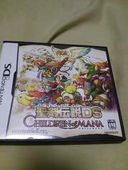 聖剣伝説DS CHILDREN of MANA
