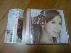 May J.■Love Balladラブバラード 通常盤