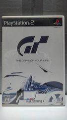 PS2 Gran Turismo 4、GT4『グランツーリスモ4』ケース破損アリ