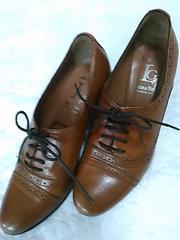 本革 23 イタリー製靴36 定形外700