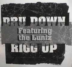 (特価品)Dru Down / Rigg Up / G-RAP