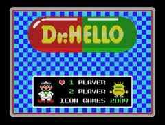 MSX Dr.HELLO