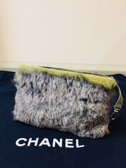 1円 ◆正規品◆ 美品 ◆ シャネル ラパン ラビットファー バッグ