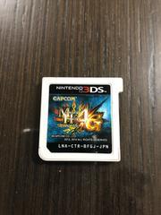 3DS モンスターハンター4G 中古品