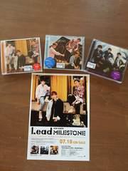 送料込み  Lead MILESTONE セット