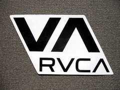 USA非売品 RVCA プロライダー ステッカー L ルカ ルーカ hawaii サーフボード サーフィン