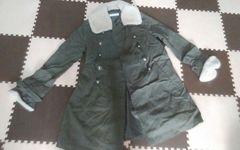 LOWRYS FARM Mサイズ 美品 綿コート