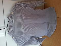 エックスガール★ストライプ7分shirt
