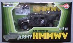1/72 DRAGON ARMY HMMWV 第6歩兵連隊第2大隊 ドイツ南部