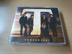 東方神起CD「T」2CD+2DVD 4枚組●
