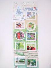 *H29【鎌倉】My旅切手シリーズ第2集 グリーティング切手 82円切手