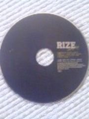 RIZE  Foreplay CDディスクのみ  廃盤