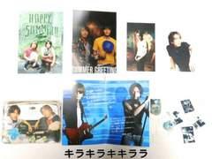 ◆B'zファンクラブ<B'z Party>特典★Summer Greetingカード/6枚セット