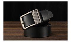 新品 メンズ 牛革 ベルト ブラック 約127cm 約200g