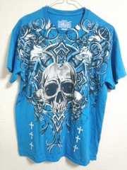 †スカル系Tシャツ