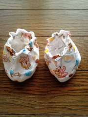 赤ちゃんベビーミッキーミニーデイジドナルド新生児靴下ソックス
