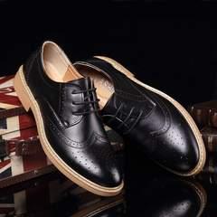 ビジネスシューズ 牛革 紳士靴 26cm ブラウン ブラック