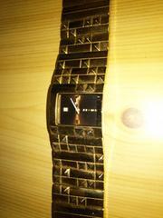 ★正規品 ディーゼル 金 ゴールドメッキ 腕時計★