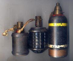 大日本帝国軍 榴弾セット