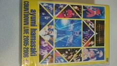 浜崎あゆみ☆COUNTDOWN LIVE 2005−2006 美品☆DVD