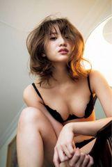 【送料無料】永尾まりや 限界セクシー写真フォト5枚セット2L判 A