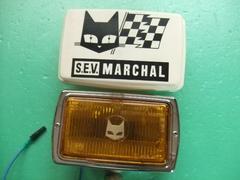 当時物 新品 マーシャル850ライト 旧車 シビエ フォグランプ