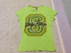 babyshoopベイビーシュープ半袖Tシャツ黄緑ライトグリーン