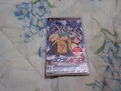 【新品PSP】機動戦士ガンダムAGE ユニバースアクセル