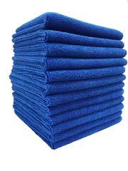 洗車クロス 12枚入 ブルー