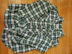 120センチ 長袖シャツ 中古
