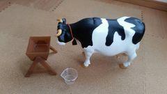 ミルクモウモウ、ウシのおもちゃ、レア、子供、赤ちゃん、キッズ